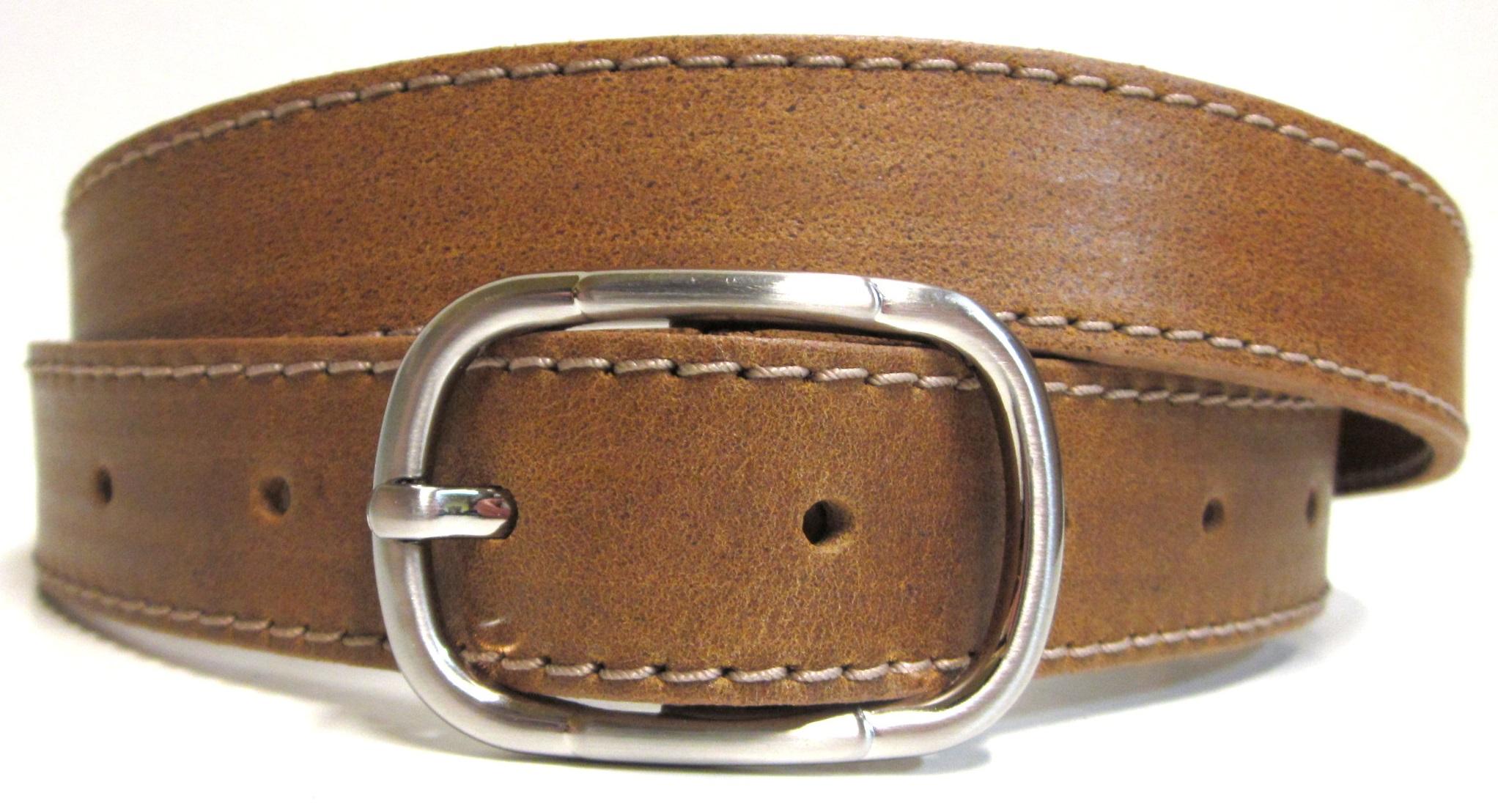 415f417f4 Svetlohnedý opasok kožený