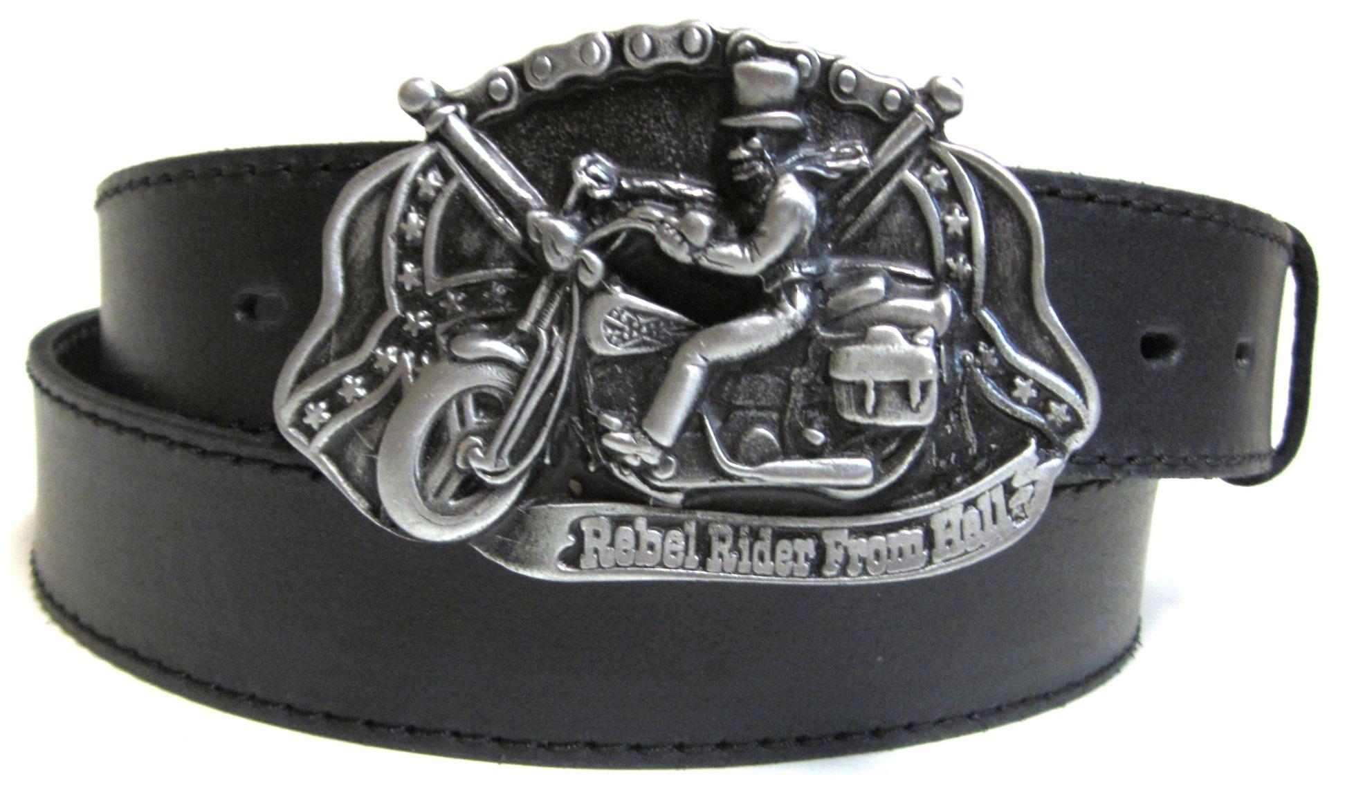 180dec1cd Motorkársky kožený opasok